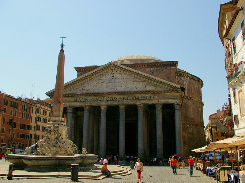 Plaza del Pantheon